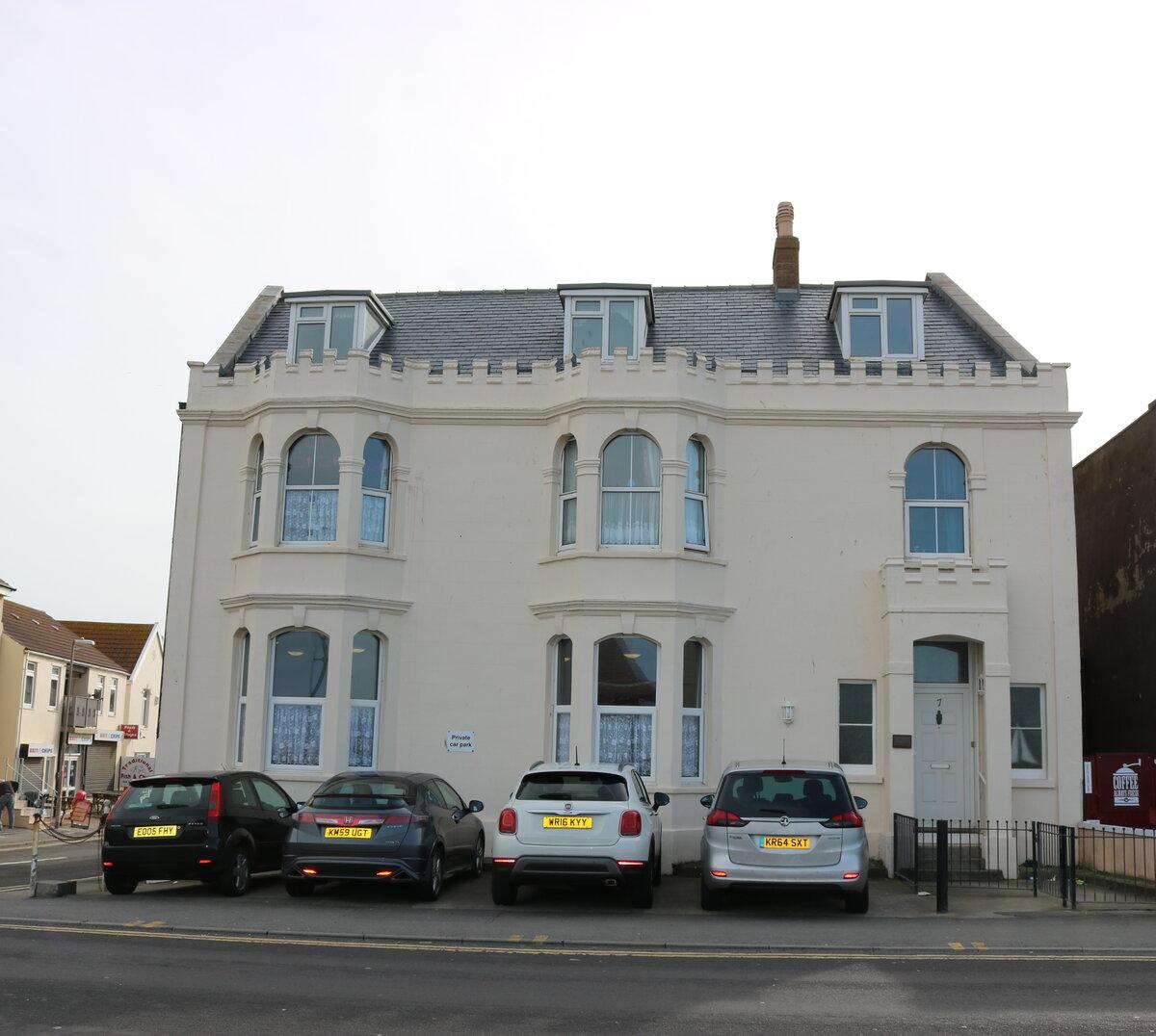 Fernery House