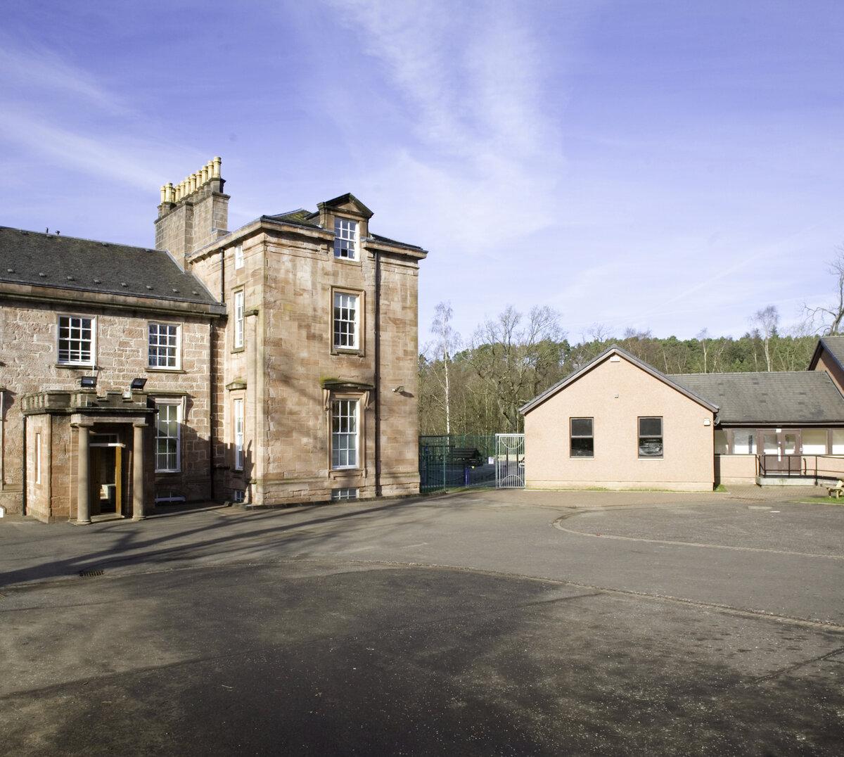 Daldorch House School, Sorn Road, Catrine, Ayrshire KA5 6NA 15/02/08 NAS