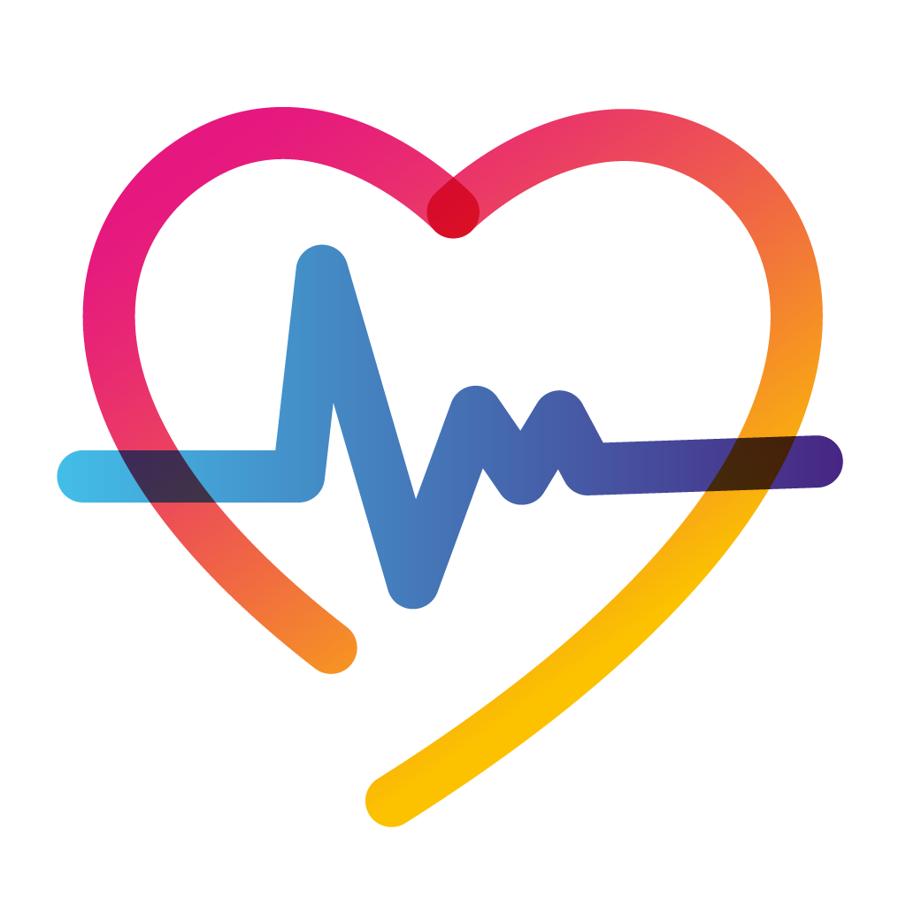 heart and life machine icon