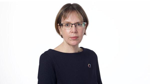 Caroline Stevens, chief executive