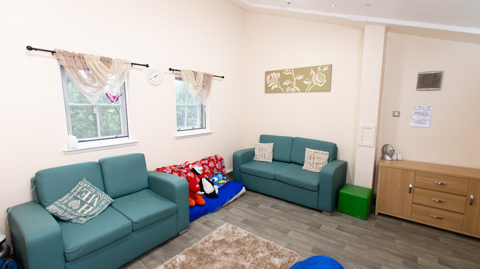 Catrine Bank living space